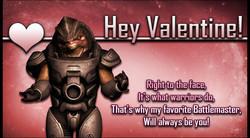 Grunt Mass Effect Valentine