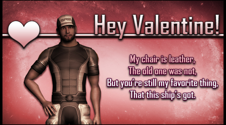 Joker Mass Effect Valentine