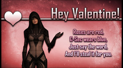 Kasumi Mass Effect Valentine