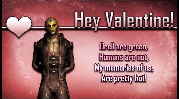 Thane Mass Effect Valentine
