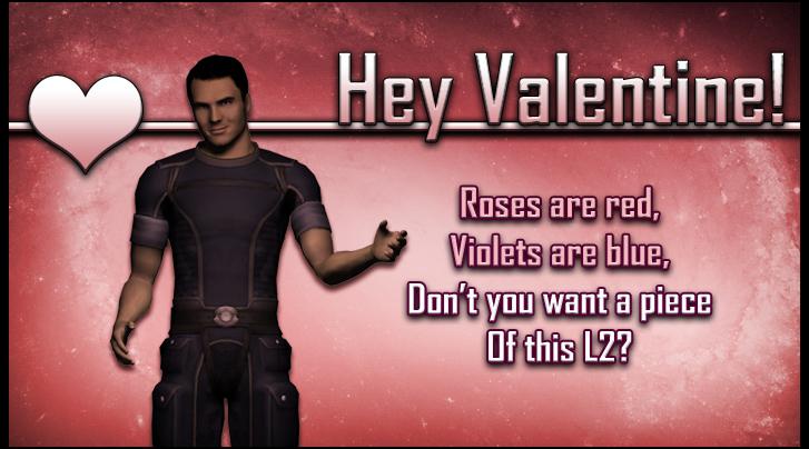 Kaidan Mass Effect Valentine