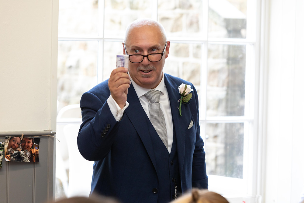 The father of the Bride's Speech