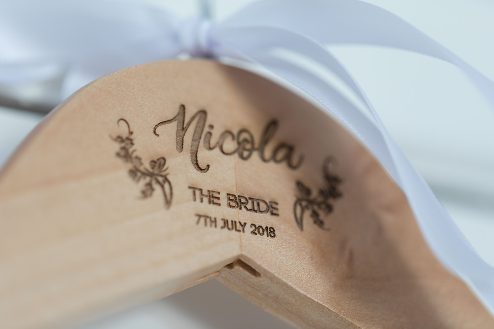 Wedding day details by North Yorkshire Wedding Photographer