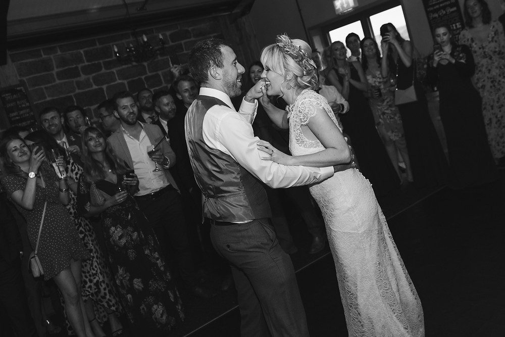 The first dance by Jack Cook