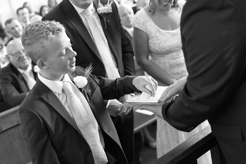 Documentary wedding photography by Jack Cook