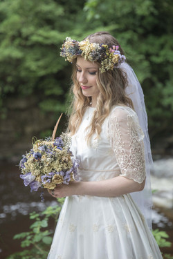 Bridal portrait wedding photographer