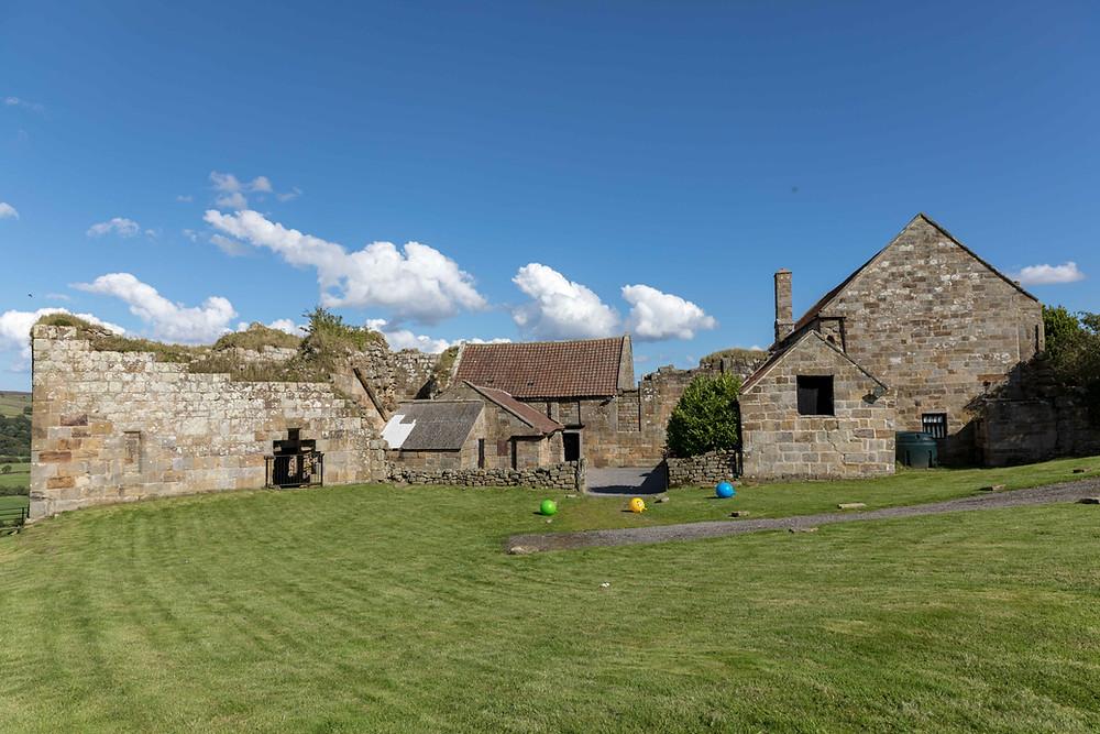 photograph of the venue: Dalby Castle