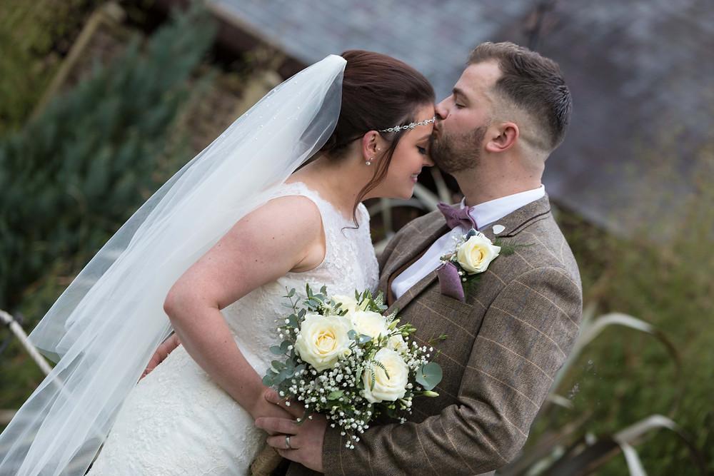 Wedding Photography: Bride & Groom together
