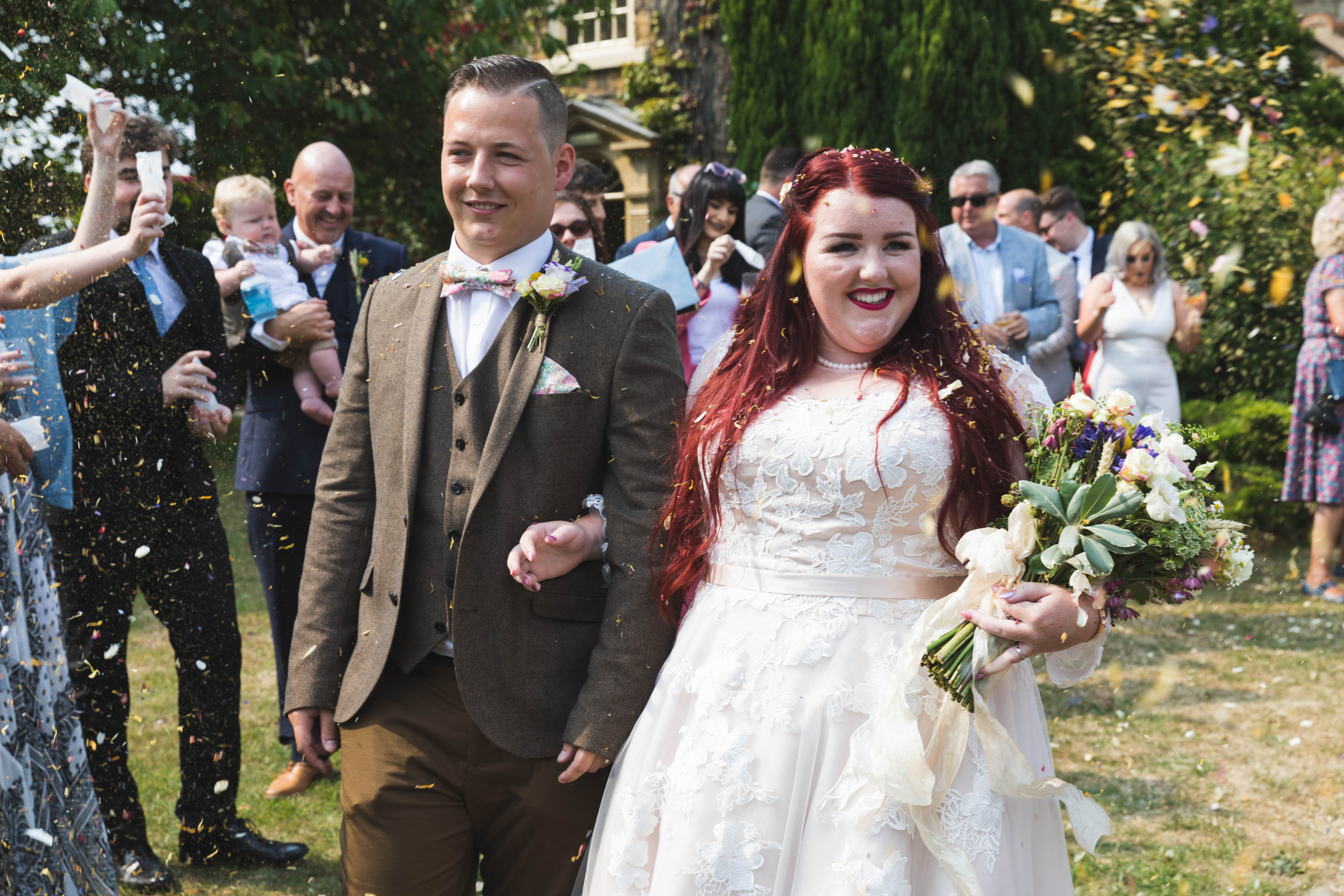 by Whitby wedding photographer