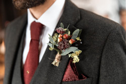 Wedding details by Jack Cook
