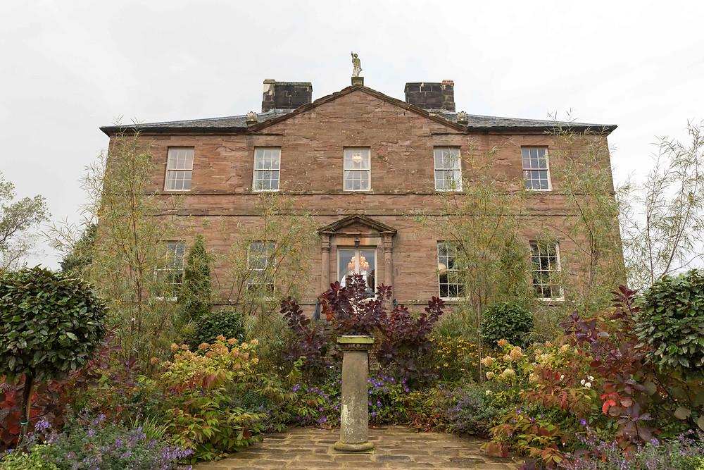 The wedding venue Newton Hall