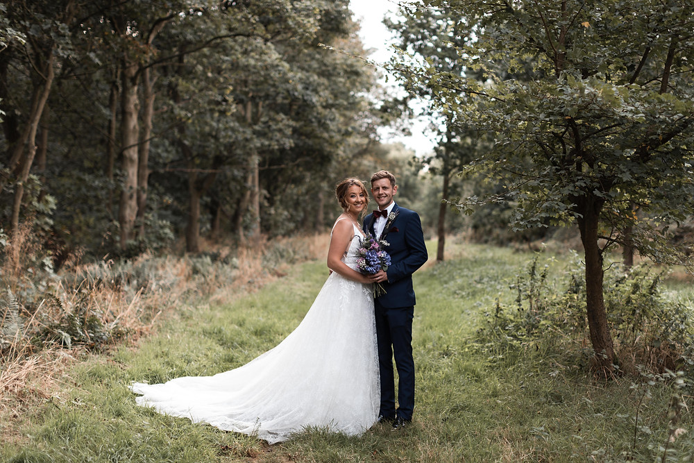 Stunning Wedding photography by Jack Cook photography