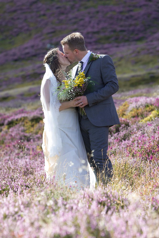 Stunning North Yorkshire wedding photography