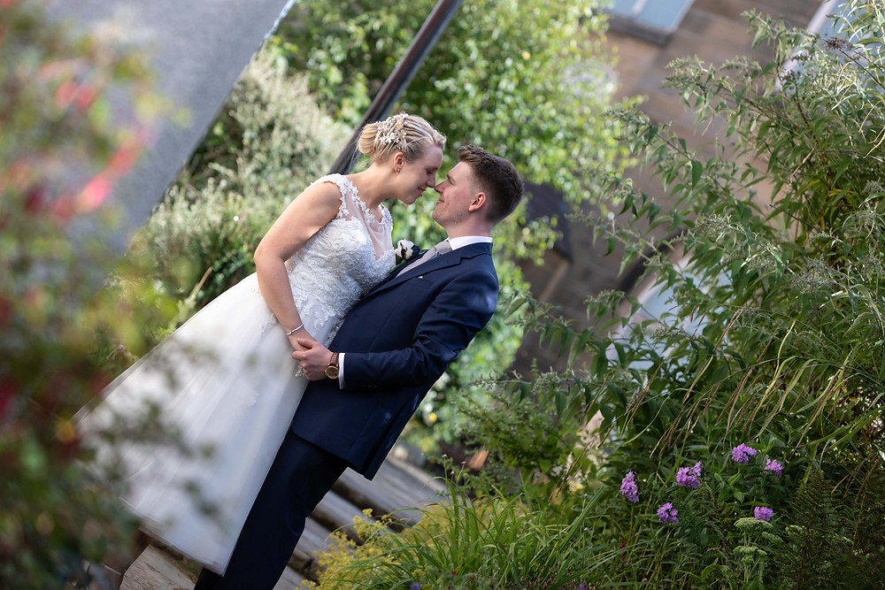 Wedding photography by Whitby wedding photographer