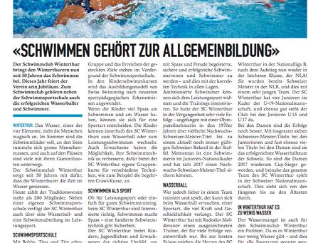Schwimmen gehört zur Allgemeinbildung