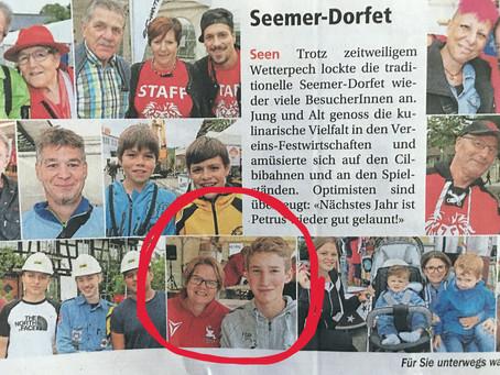 Bilderbogen Seemer Dorfet