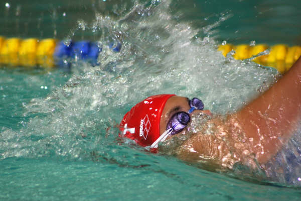 Schwimmen Luana