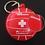 Thumbnail: Swiss Waterpolo Schlüsselanhänger