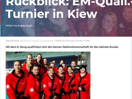 Rückblick: EM-Quali in KievA