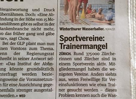 Sportvereine: Trainermangel
