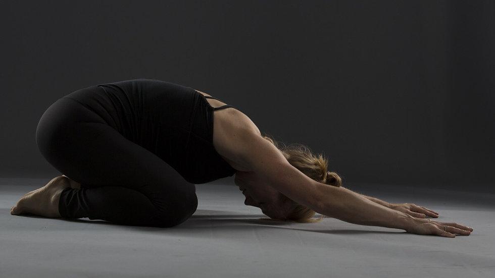 APRIL 4-Week Yoga Series