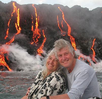Holoholo DeWaine and Jane Tollefsrud Lava Falls