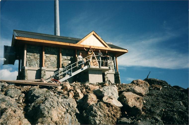 Whistler tower