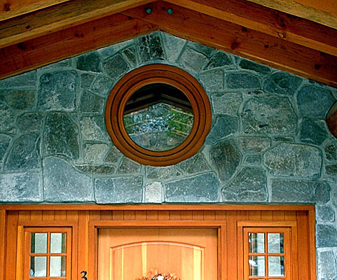 Brohmstone house-Whistler-handcut and quarried