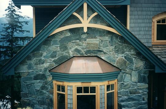 Whistler house-Greenstone-hand cut