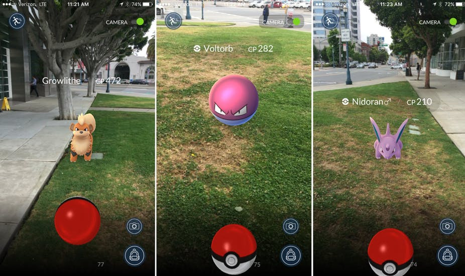 4 Types of Augmented Reality