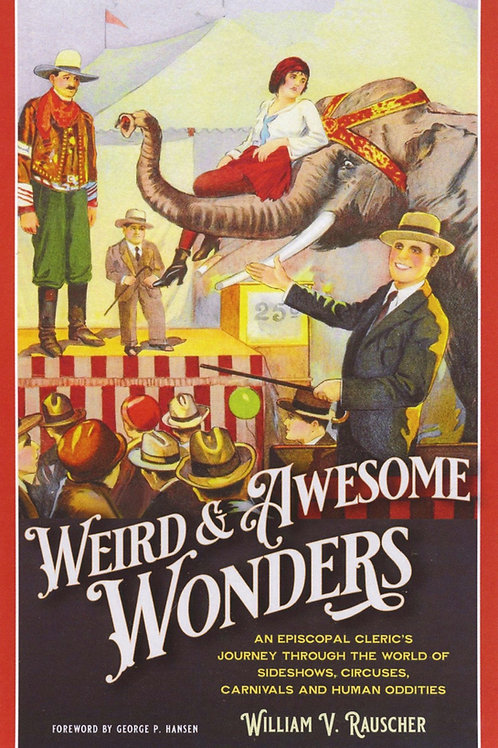 Weird & Awesome Wonders
