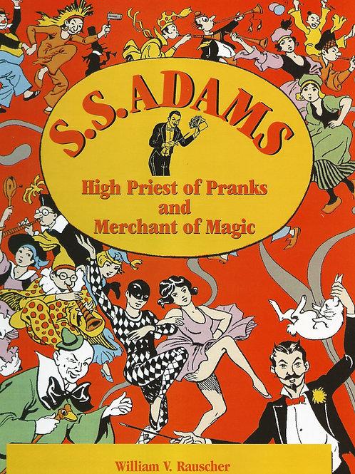 S.S. Adams High Priest of Pranks Merchant of Magic