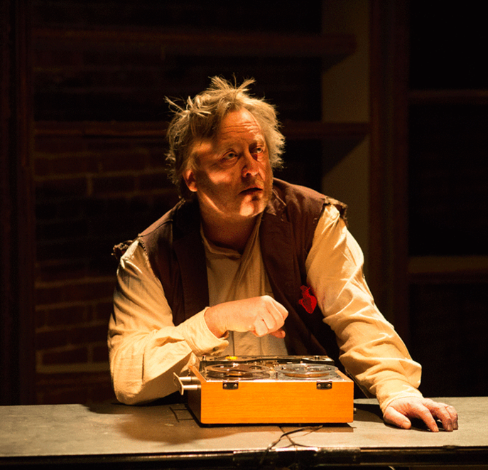 Steven Barkhimer as Krapp