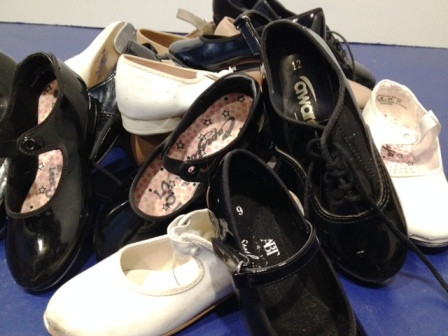 Tap Shoes Anyone?