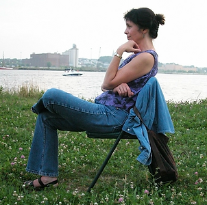 Susan Paino, costume designer, dancer, and teaching artist from Boston, MA