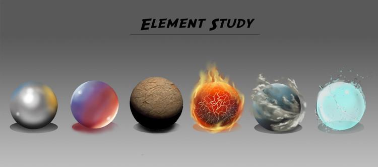 ELEMENT STUDY