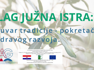 "Novi promotivni spot LAG-a ""Južna Istra"""