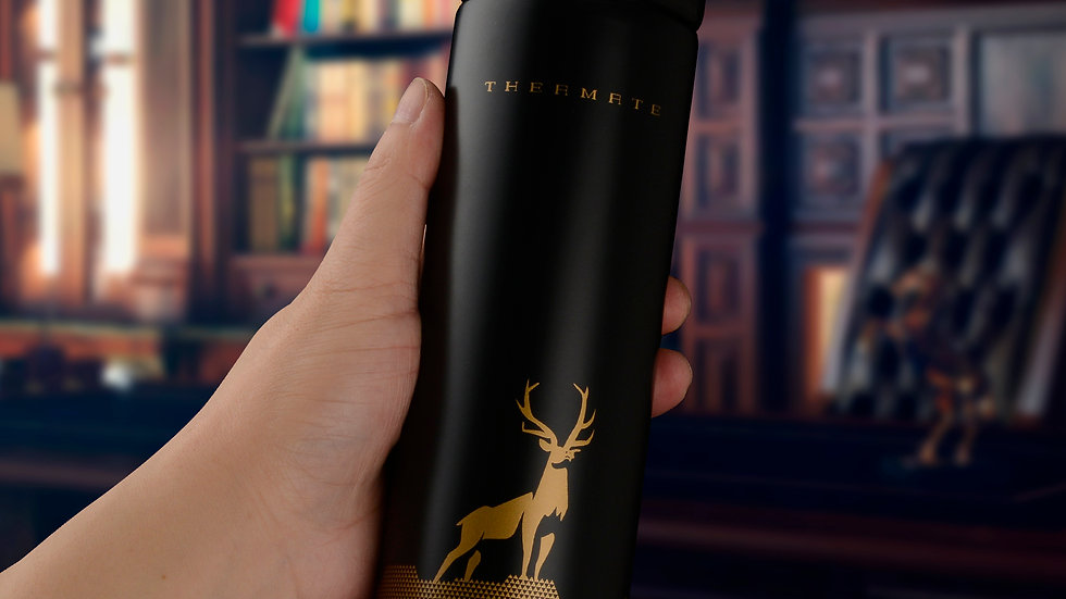Smart LED display Thermos