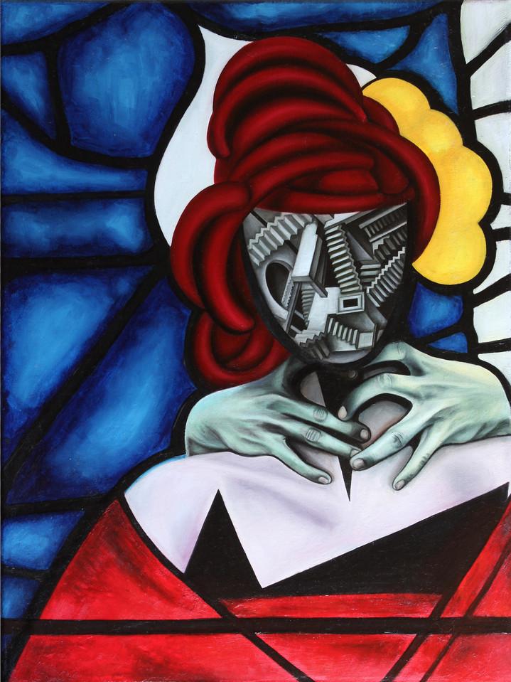 Faceless Queen No.2