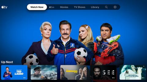 Приложение Apple TV стало доступно на ОС Android TV.
