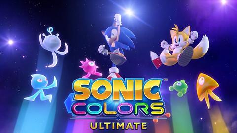 Sega представила новый трейлер Sonic Colors: Ultimate