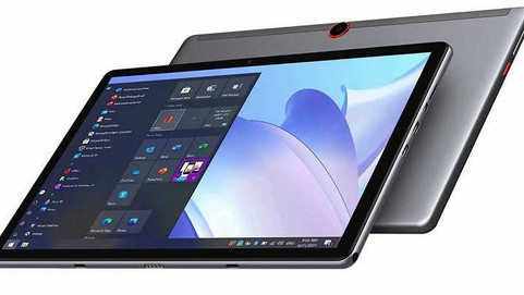 Первый планшет на новейшем 10-нанометровом процессоре Intel - Chuwi Hi10 Go поступил в продажу