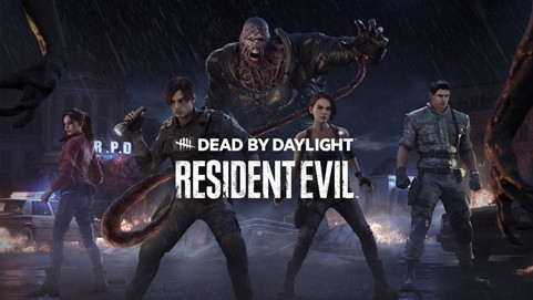 Джилл Валентайн, Леон и Немезис из Resident Evil появились в хорроре Dead by Daylight