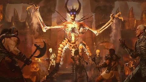 Blizzard представил кинематографические ролики первых двух актов Diablo II: Resurrected