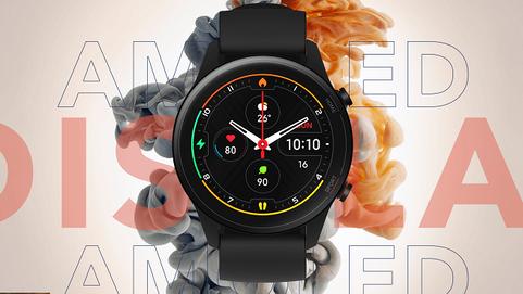 Представлены умные часы Xiaomi Mi Watch Revolve Active
