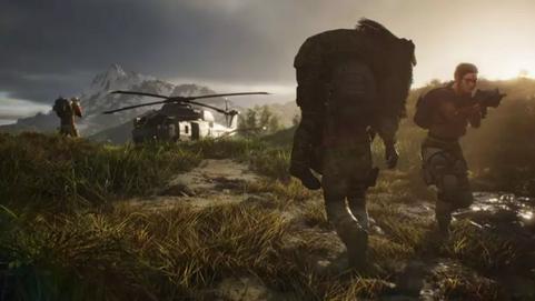 Геймплей нового шутера Ubisoft под кодовым именем Battlecat