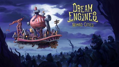 Разработчики Dream Engines: Nomad Cities показали новый геймплей игры
