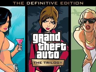 Опубликованы системные требования Grand Theft Auto: The Trilogy — Definitive Edition