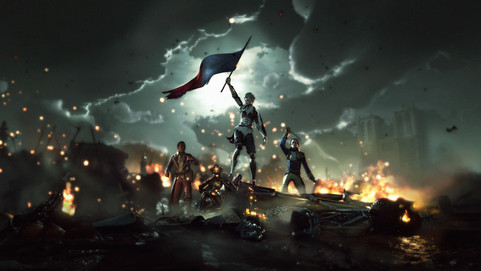 Первый трейлер и дата релиза игры Steelrising