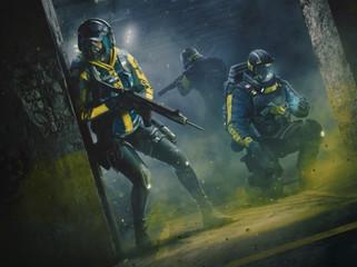 Ubisoft опубликовала расширенную геймплейную демонстрацию Rainbow Six Extraction